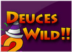 Poker video - Deuces Wild gratuit